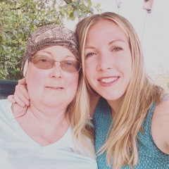 Maren and her Mom