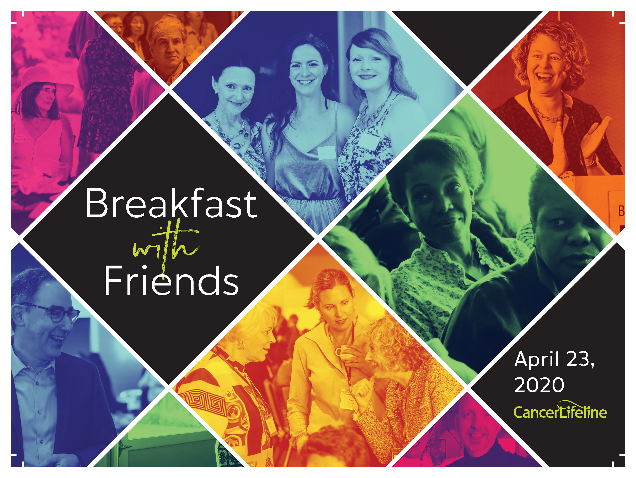 2020 Breakfast with Friends Speakers