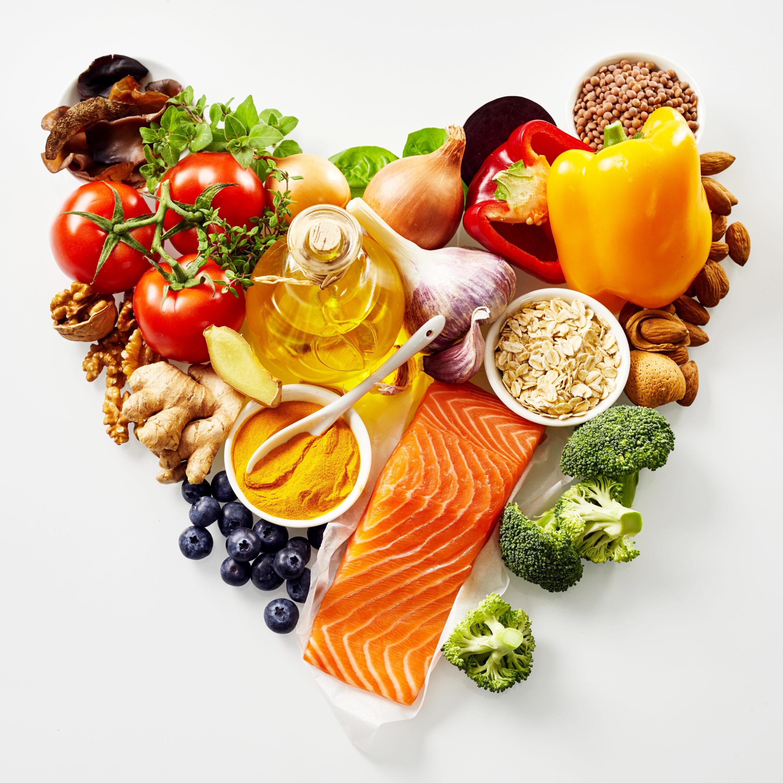 Love Your Heart: Heart Healthy Foods