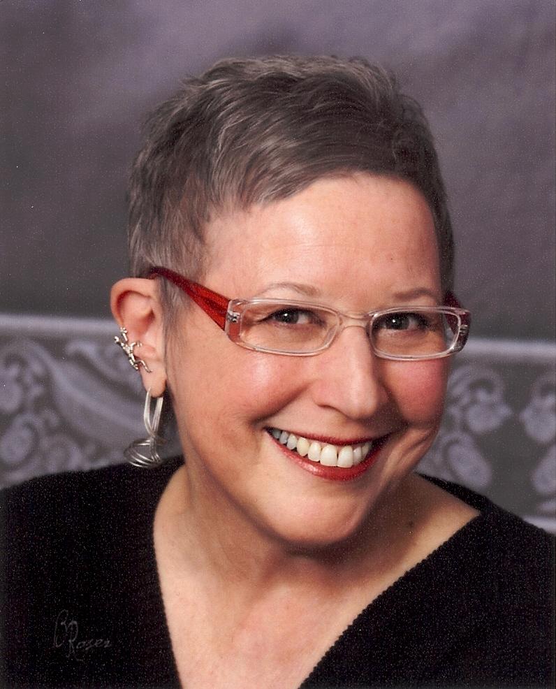 Our friend Patricia Giuliani