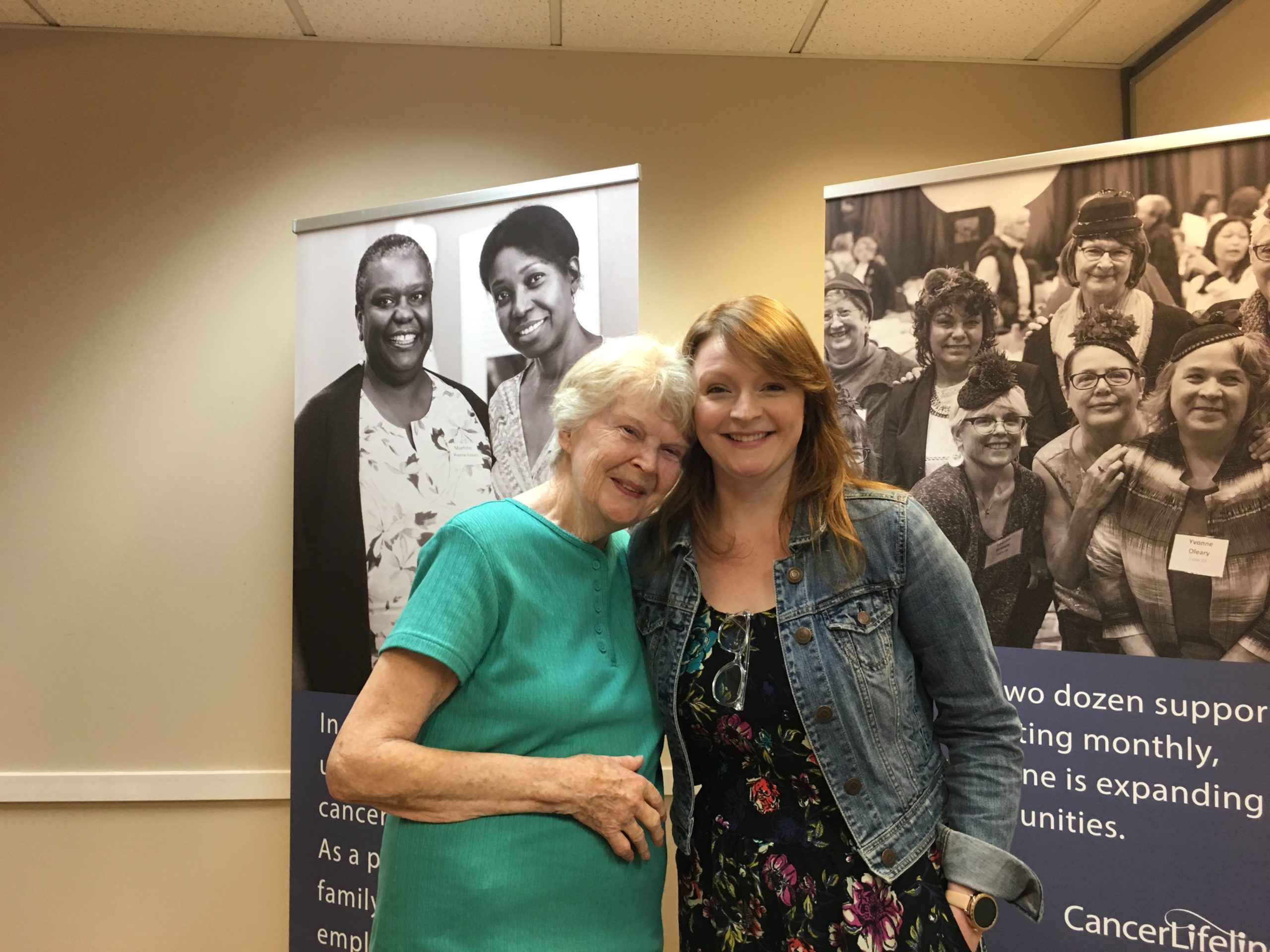 Helen McDuffie, Lifeline Volunteer for over 20 Years