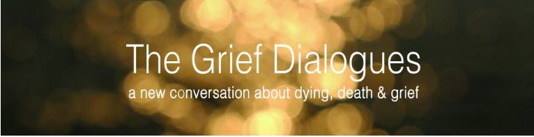 Join us on September 26 for a Free Book Reading of The Grief Dialogues