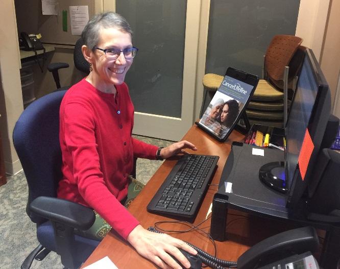 Volunteer Spotlight: Jeanne Hall