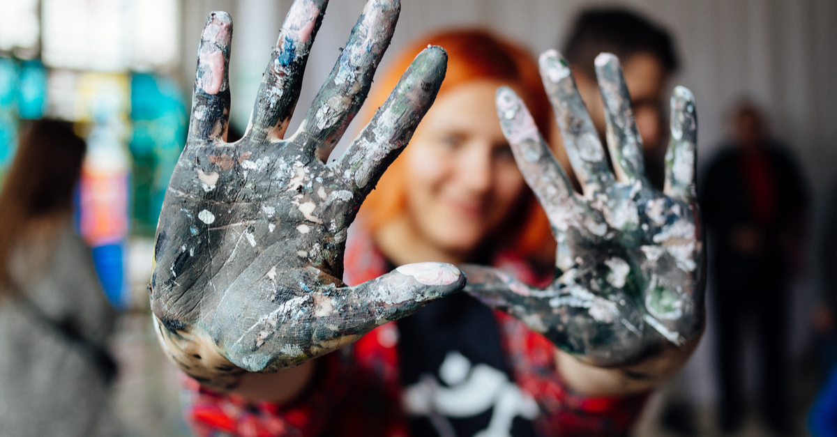 New Offering: Expressive Arts Therapy for Teens!