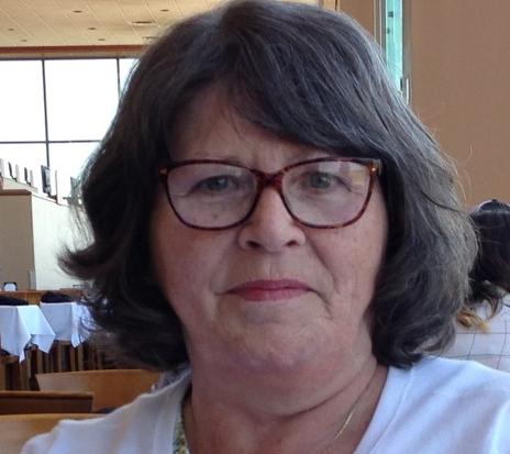 Meet Cancer Lifeline Volunteer Gayle Ward