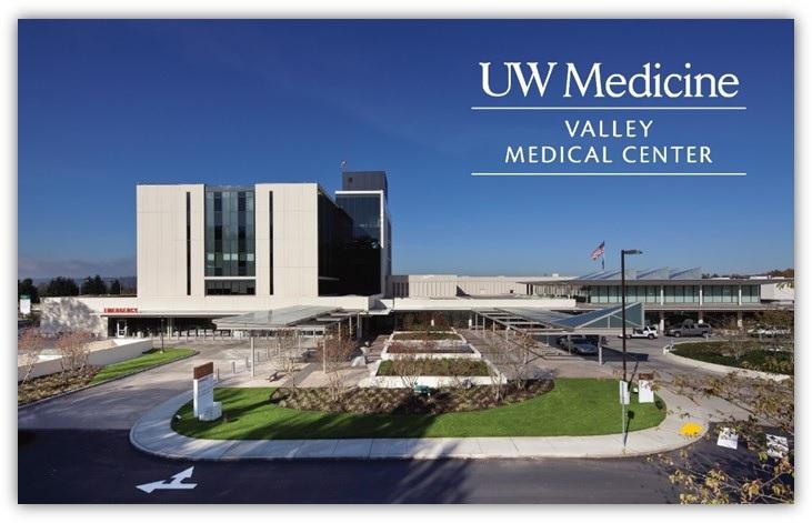 Hospital Partner Spotlight:  UW Medicine – Valley Medical Center